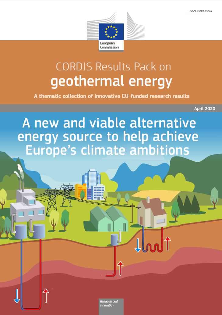 CORDIS Results Pack on geothermal energy