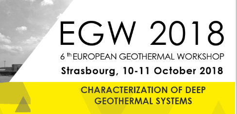 6th European Geothermal Workshop